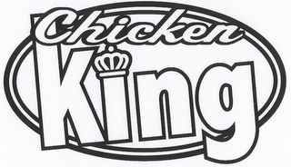 mark for CHICKEN KING, trademark #85939373