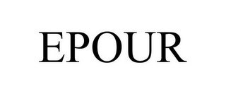 mark for EPOUR, trademark #85939403