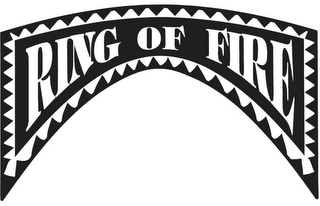 mark for RING OF FIRE, trademark #85939416