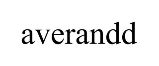 mark for AVERANDD, trademark #85939453