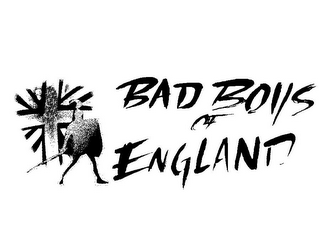 mark for BAD BOYS OF ENGLAND, trademark #85939537