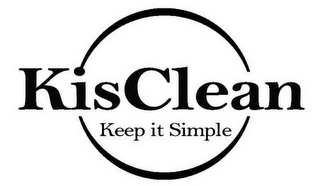 mark for KISCLEAN KEEP IT SIMPLE, trademark #85939563