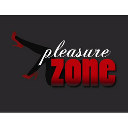 mark for PLEASURE ZONE, trademark #85940577