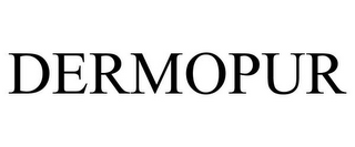 mark for DERMOPUR, trademark #85940703
