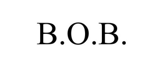 mark for B.O.B., trademark #85940788
