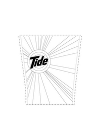 mark for TIDE, trademark #85940876