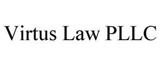 mark for VIRTUS LAW PLLC, trademark #85941050