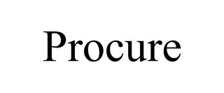 mark for PROCURE, trademark #85941195