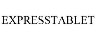 mark for EXPRESSTABLET, trademark #85941523