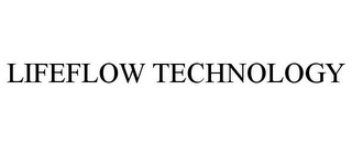 mark for LIFEFLOW TECHNOLOGY, trademark #85941563