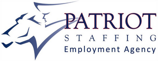 mark for PATRIOT STAFFING EMPLOYMENT AGENCY, trademark #85941590