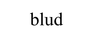 mark for BLUD, trademark #85941767