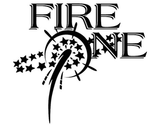 mark for FIRE ONE, trademark #85941824