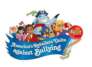 mark for AMERICA'S RETAILERS UNITE AGAINST BULLYING, CAPTAIN MCFINN AND FRIENDS, trademark #85942314