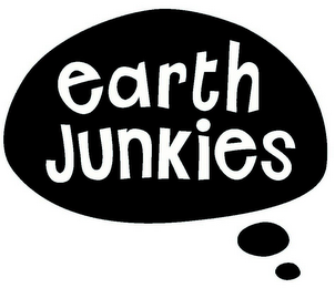 mark for EARTH JUNKIES, trademark #85942377