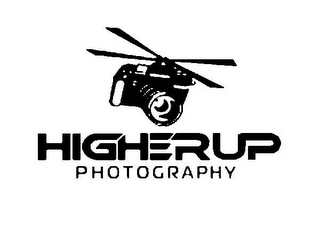 mark for HIGHER UP PHOTOGRAPHY, trademark #85942472