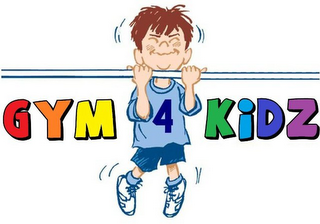 mark for GYM 4 KIDZ, trademark #85942547