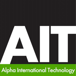 mark for AIT ALPHA INTERNATIONAL TECHNOLOGY, trademark #85942821