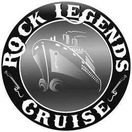 mark for ROCK LEGENDS CRUISE, trademark #85942990