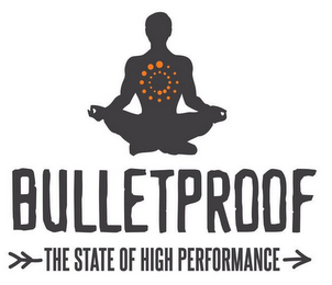 mark for BULLETPROOF THE STATE OF HIGH PERFORMANCE, trademark #85943075
