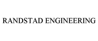 mark for RANDSTAD ENGINEERING, trademark #85943244