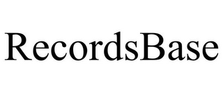 mark for RECORDSBASE, trademark #85943459