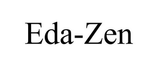 mark for EDA-ZEN, trademark #85943579