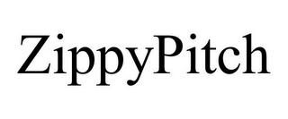 mark for ZIPPYPITCH, trademark #85943760