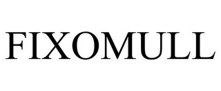 mark for FIXOMULL, trademark #85943798
