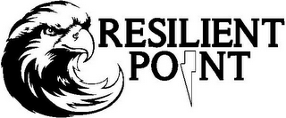 mark for RESILIENT POINT, trademark #85943864