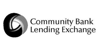 mark for COMMUNITY BANK LENDING EXCHANGE, trademark #85943885