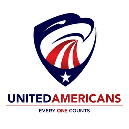 mark for UNITEDAMERICANS - EVERY ONE COUNTS, trademark #85944038