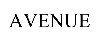 mark for AVENUE, trademark #85944351
