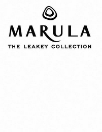 mark for MARULA THE LEAKEY COLLECTION, trademark #85944428
