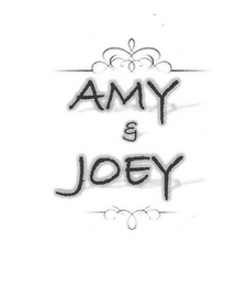 mark for AMY & JOEY, trademark #85944655
