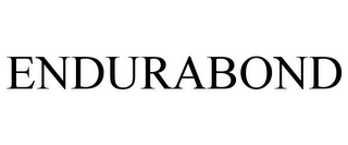 mark for ENDURABOND, trademark #85944758