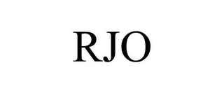 mark for RJO, trademark #85944850