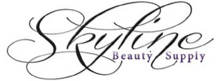 mark for SKYLINE BEAUTY SUPPLY, trademark #85945720