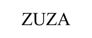 mark for ZUZA, trademark #85945780