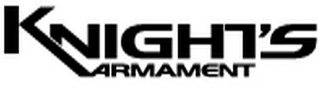 mark for KNIGHT'S ARMAMENT, trademark #85945907