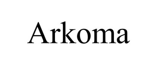 mark for ARKOMA, trademark #85945928