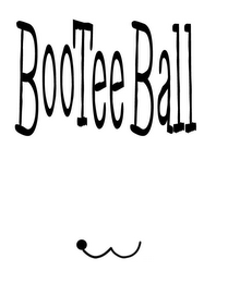 mark for BOOTEE BALL, trademark #85945935