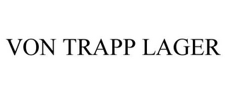 mark for VON TRAPP LAGER, trademark #85946077