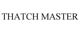 mark for THATCH MASTER, trademark #85946239