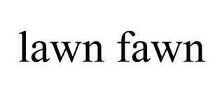 mark for LAWN FAWN, trademark #85946563
