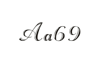 mark for AA69, trademark #85946986