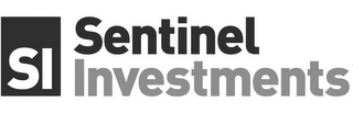 mark for SI SENTINEL INVESTMENTS, trademark #85947439
