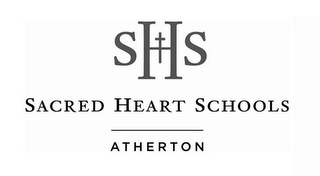 mark for SHS SACRED HEART SCHOOLS ATHERTON, trademark #85947554