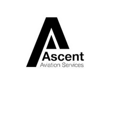 mark for A ASCENT AVIATION SERVICES, trademark #85947636