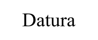 mark for DATURA, trademark #85947938